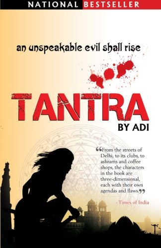 9788190863629: Tantra by Adi (The Anu Files) (Volume 1)