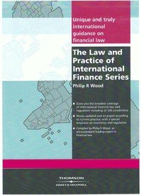 9788190865012: The Law and Practice of International Finance Series (Set of Seven Volumes)