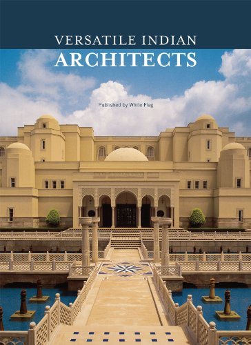 9788190878906: Versatile Indian Architects