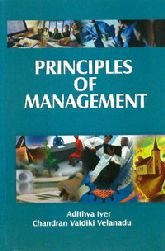 Principles of Management: Iyer, A.