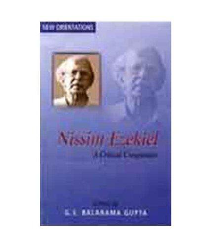Nissim Ezekiel: A Critical Companion: G.S. Balarama Gupta