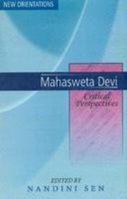 9788190941679: MAHASWETA DEVI: Critical Perspectives