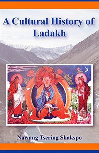 9788191007800: A Cultural History of Ladakh