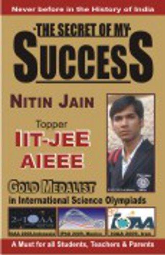 9788191024104: The Secret of My Success