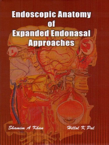 9788191076103: Endoscopic Anatomy of Expanded Endonasal Approaches