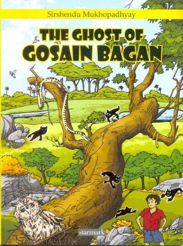 9788191082104: The Ghost of Gosain Bagan