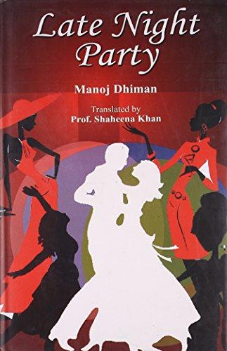 Late Night Party: Manoj Dhiman