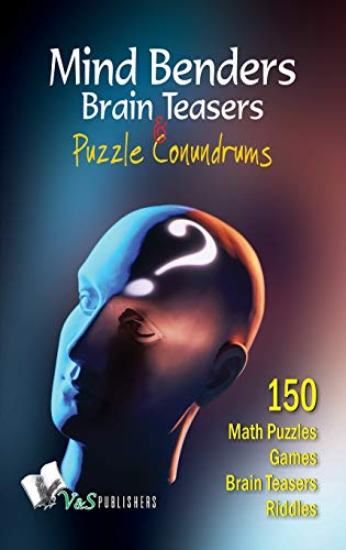 9788192079608: Mind Benders Brain Teasers & Puzzle Conundrums