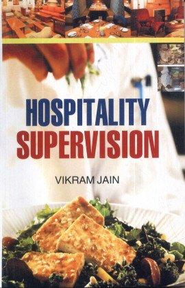 9788192093567: Hospitality Supervision