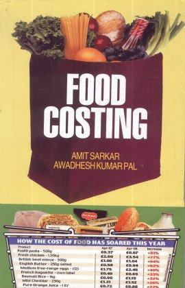 9788192093581: Food Costing