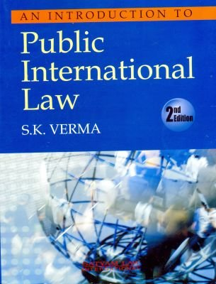 9788192120416: Introduction to Public International Law