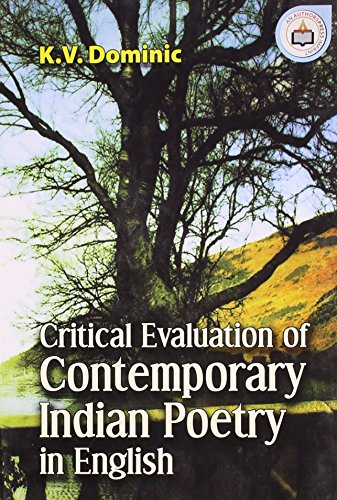 9788192125473: Critical Evaluation of Contemporary Indian Poetry in English