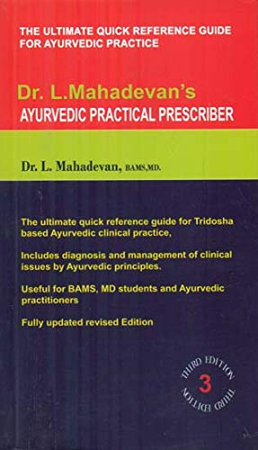 9788192252957: Ayurvedic Practical Prescriber