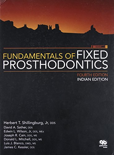9788192297736: Fundamentals of Fixed Prosthodontics, Fourth Edition (INDIAN EDITION)