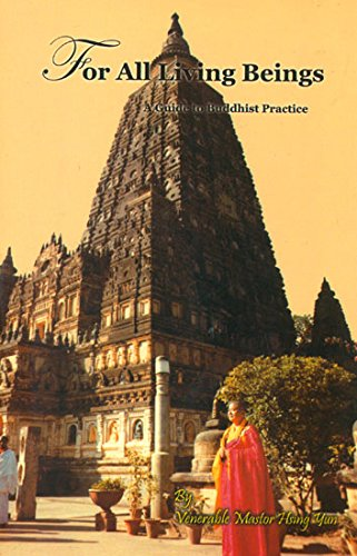 9788192302034: For All Living Beings - A Guide to Buddhist Practice