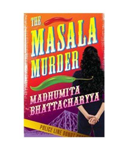 9788192398013: The Masala Murder