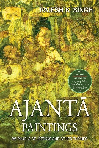 Ajanta Paintings: 86 Panels of Jatakas & Other Themes