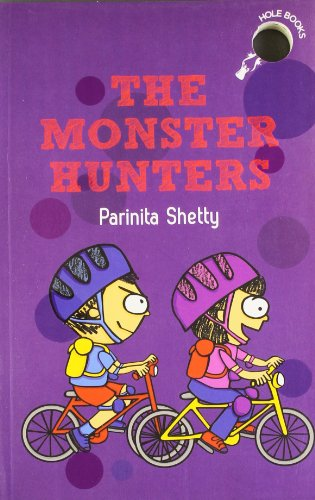 9788192594804: The Monster Hunters