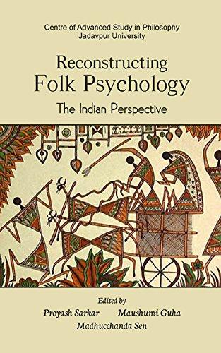 9788192611402: Reconstructing Folk Psychology