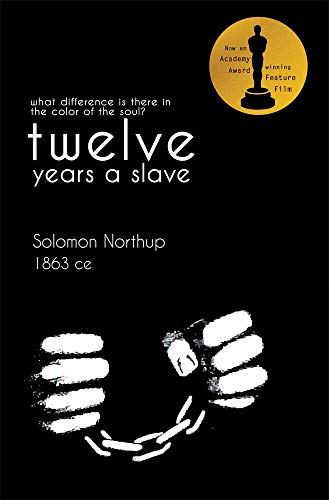 12 Years A Slave (Solomon Northup): NA
