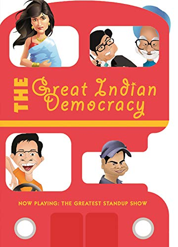 THE GREAT INDIAN DEMOCRACY: MANIVANNAN K
