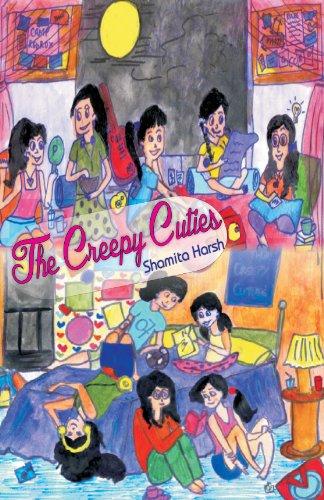 9788192801070: The Creepy Cuties