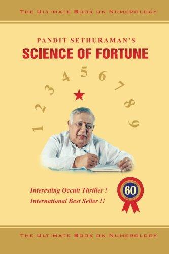Science Of Fortune: Pandit Sethuraman