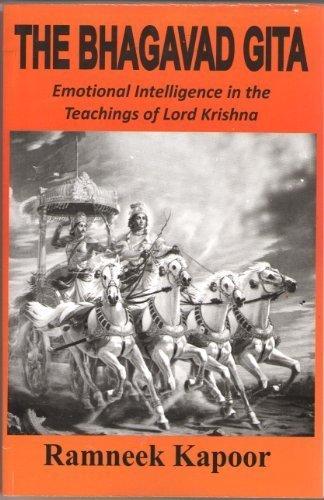 9788192918709: THE BHAGAVAD GITA-Emotional Intelligence in the Teachings of Lord Krishna