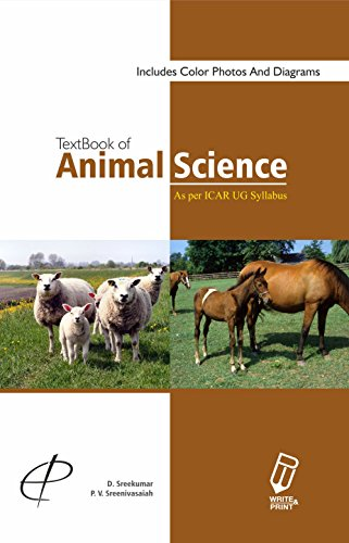 Textbook of Animal Science (As Per ICAR: D. Sreekumar, P.V.