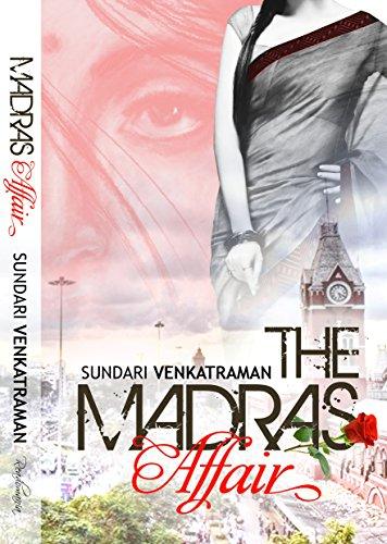 9788192997575: The Madras Affair