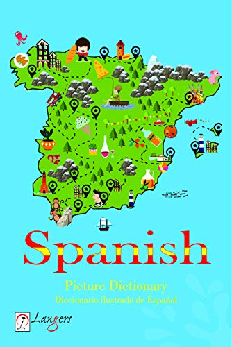 9788193002698: Pictorial Spanish Dictionary
