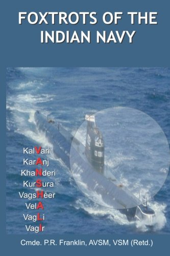 9788193005576: Foxtrots of the Indian Navy