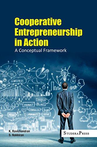 Cooperative Entrepreneurship in Actrion: A Conceptual Framework: Ravichandran, K &