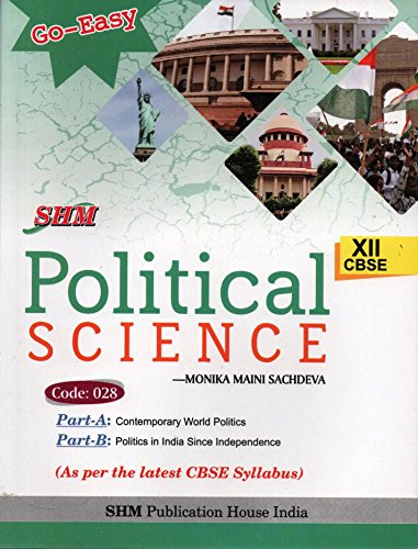 9788193143803: S H M POLITICAL SCIENCE CLASS-12