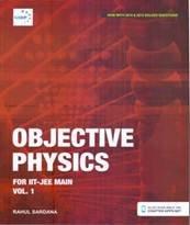 Objective Physics For Iit-Jee Main Vol. 1: Rahul Sardana