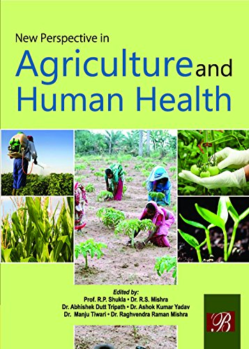 9788193347515: New Perspective in Agriculture And Human Health