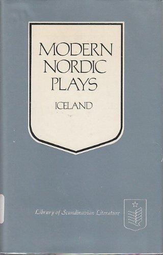 9788200047216: Modern Nordic Plays: Iceland (Scandia Books)