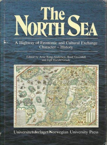 9788200072676: The North Sea: A Highway of Economic and Cultural Exchange