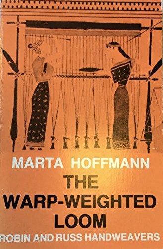 9788200080947: Warp Weighted Loom (Studia Norvegica)