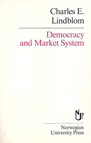 9788200184355: Democracy and Market System