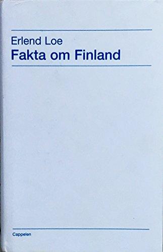 9788202202217: Fakta om Finland (Norwegian Edition)