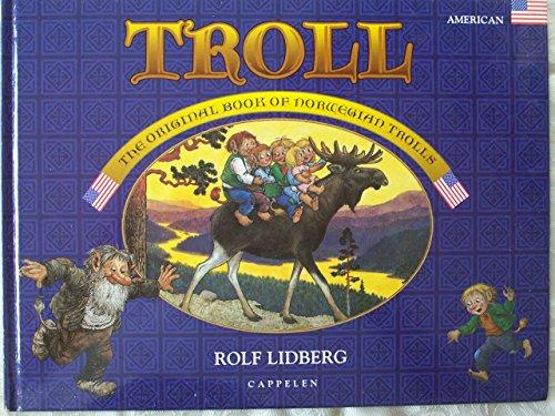 9788202210908: Troll: the Original Book of Norwegian Trolls