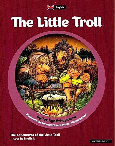 9788202381639: The Little Troll
