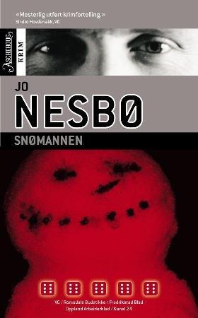 9788203193538: Snomannen (av Jo Nesbo) [Imported] [Paperback] (Norwegian) (Harry Hole, 7)