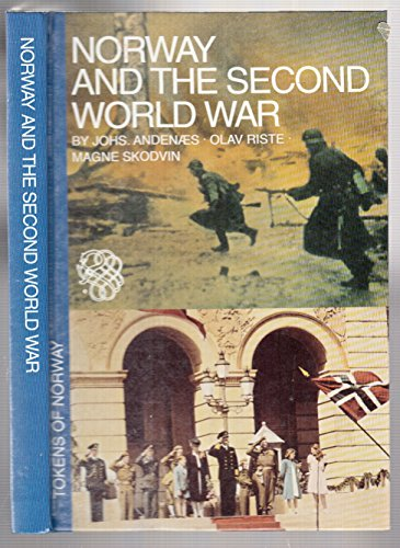 9788203221637: Norway and the Second World War (Tokens of Norway)