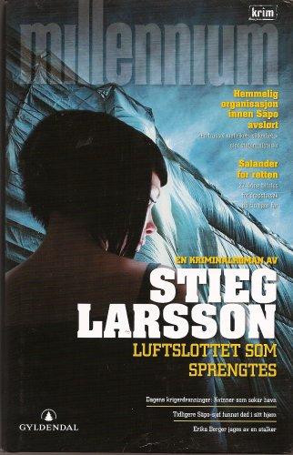 Luftslottet Som Sprengtes (Millennium): Larson, Stieg
