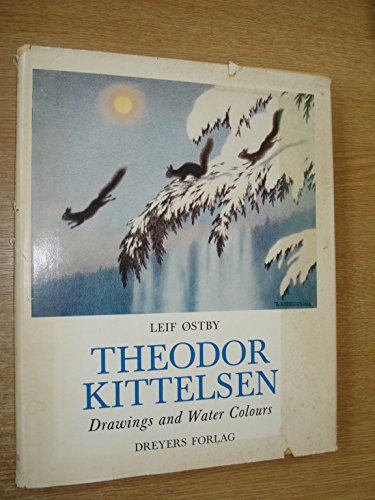 Theodore Kittelsen - Drawings and Water Colours: Ostby, Leif