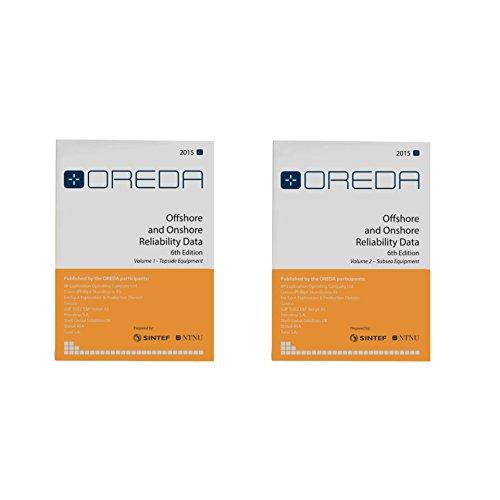 9788214004380: OREDA : offshore reliability data handbook
