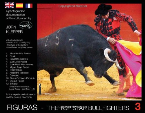 9788230010297: Figuras-the top star bullfighters - 3