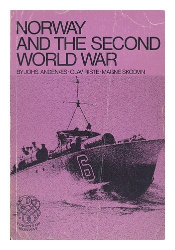 9788251817776: Norway and the Second World War